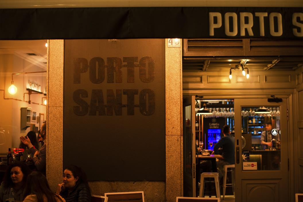Porto Santo. Local García Barbón 5